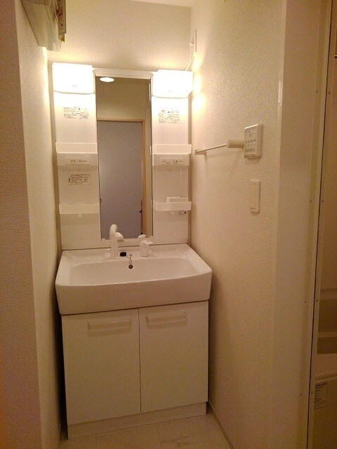 メゾン セレノ 02040号室の洗面所