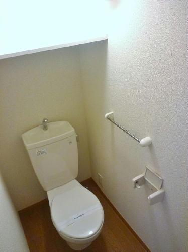 レオパレスAMANO 101号室のトイレ