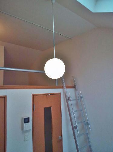 レオパレスAMANO 101号室の収納