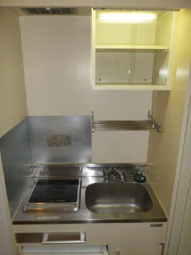 レオパレス西原 203号室のキッチン