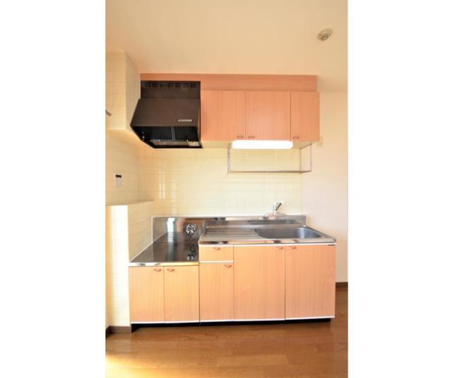 ウィスタリアガーデン 303号室のキッチン