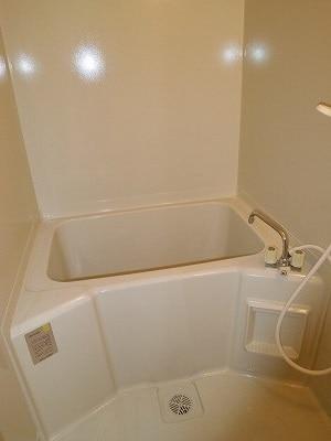 ジュネスコーポ 01040号室の風呂