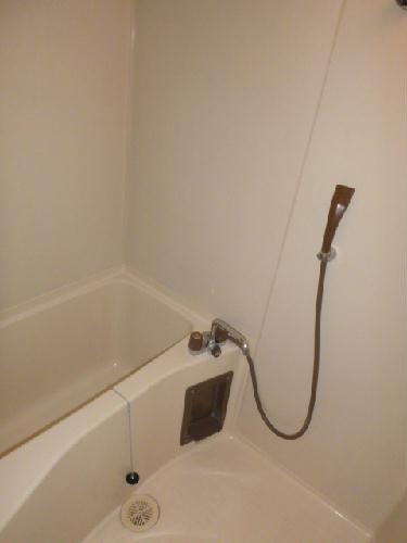 レオパレスBOUGAKU A 207号室の風呂