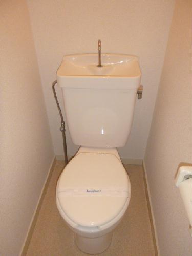 レオパレスBOUGAKU A 307号室の風呂