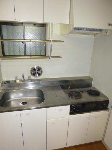 レオパレスBOUGAKU B 101号室のトイレ