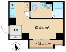 TOISHI・203号室の間取り