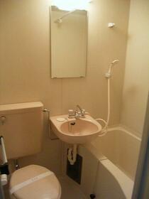 セントヒルズ国立 305号室の風呂