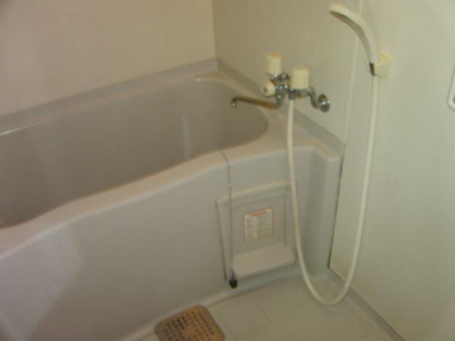 ドリームハイツ 302号室の風呂