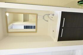 ダイホープラザ新横浜 302号室の洗面所