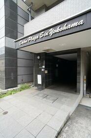 ダイホープラザ新横浜 302号室のエントランス