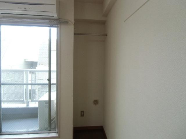 セゾン 305号室の収納