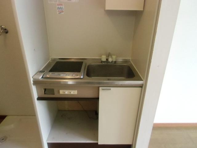 セゾン 305号室のキッチン