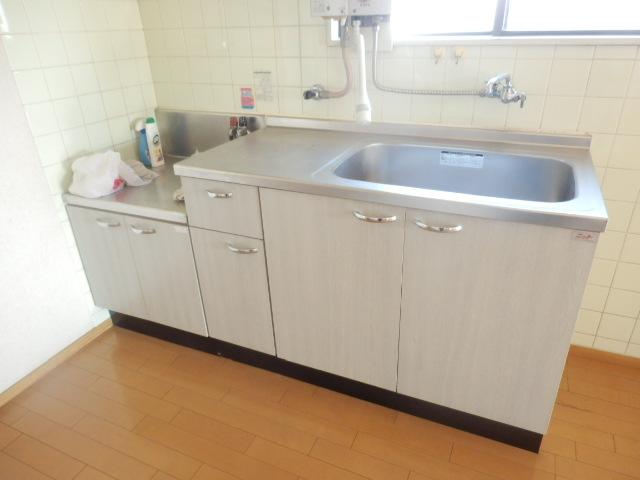 シュロス京南 301号室のキッチン