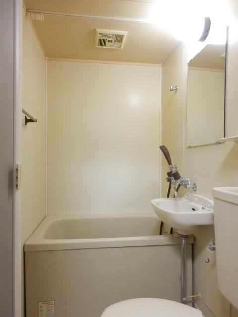アブニール大森 101号室の風呂