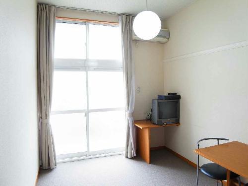 レオパレスヒューゲル参番館 305号室のリビング