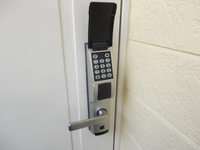 フォーシム蒲田Ⅰ 103号室のセキュリティ