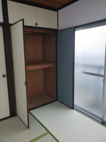進陽マンション 402号室の収納
