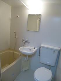 進陽マンション 402号室の風呂