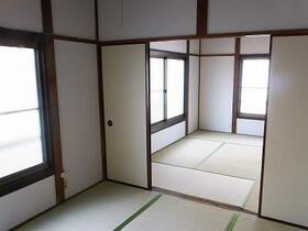 日吉荘 205号室のリビング