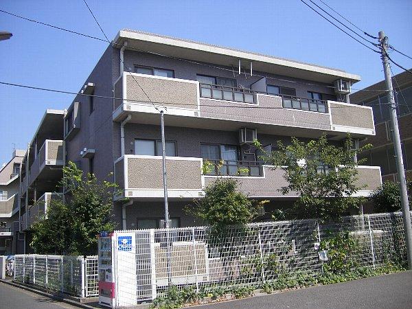 ラフォーレ大倉山 102号室の外観