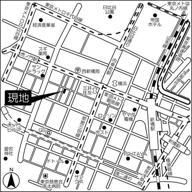 サンクレスト武井外観写真
