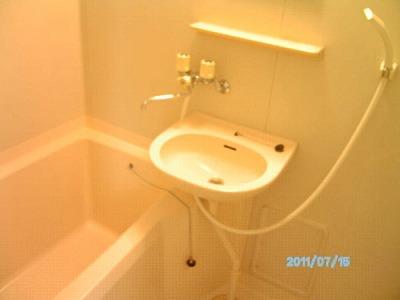 パレ菊名 101号室の風呂