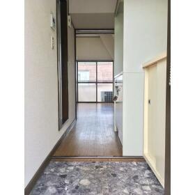 グレースコート 3-A号室の玄関