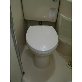 グレースコート 3-A号室のトイレ