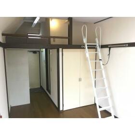 グレースコート 3-A号室のリビング