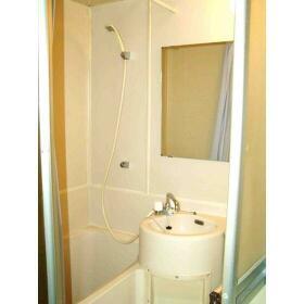 グレースコート 3-A号室の風呂