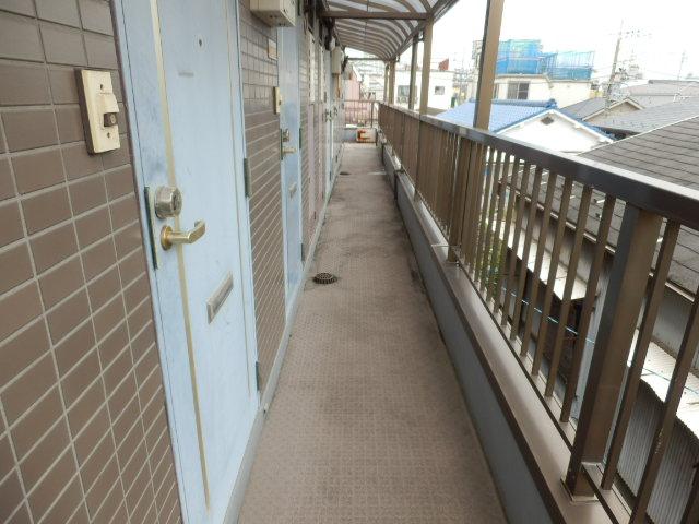 第11シンエイハイム 305号室のその他共有