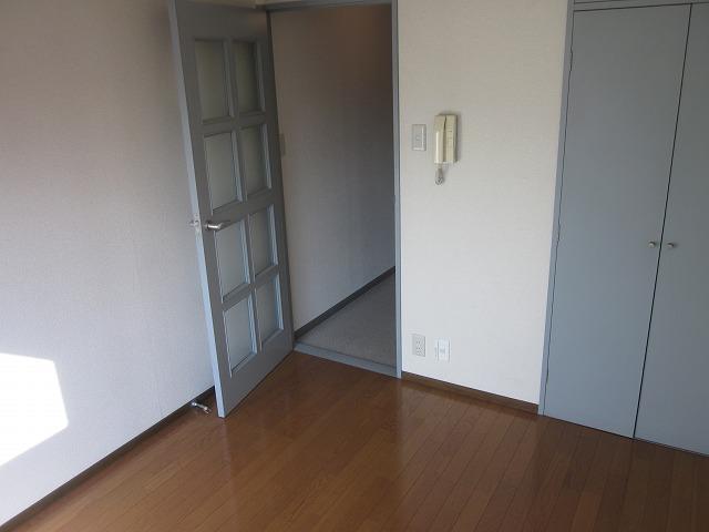 グランドヒル キクヤ 302号室のバルコニー