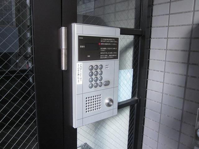 グランドヒル キクヤ 302号室のセキュリティ