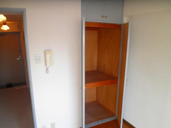 グランドヒル キクヤ 302号室の収納