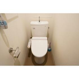 アミンズ学芸大学 0104号室のトイレ