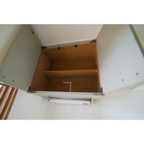 パールハイツ B202号室のキッチン