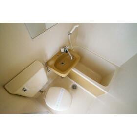 パールハイツ B202号室の風呂