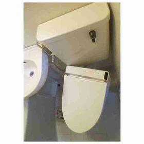 レオパレス武蔵小山第4 102号室のトイレ