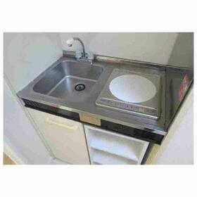 レオパレス武蔵小山第4 102号室のキッチン