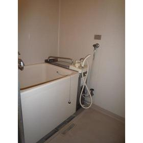 シャレット日吉 201号室のトイレ