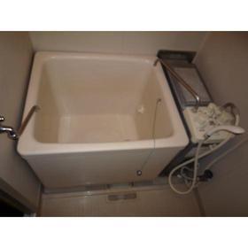 シャレット日吉 201号室の風呂