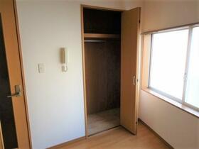 ライズステージ緑が丘 201号室の収納