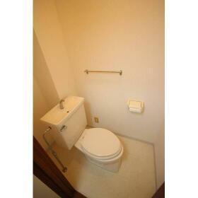 スカイラークタウンⅡ号館 201号室のトイレ