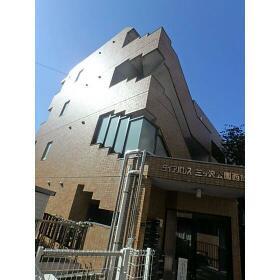 ダイアパレス三ツ沢公園東・西館 E106号室の外観