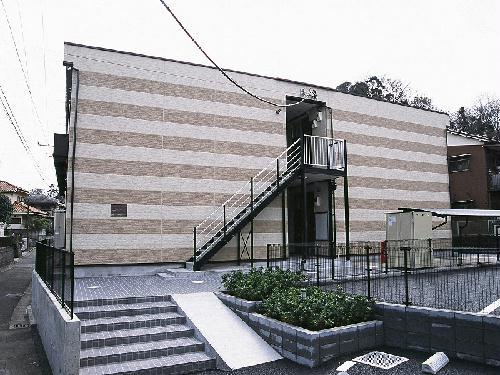 レオパレスベイフォレスト外観写真