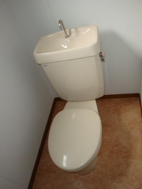 酒カネハイツ 102号室のトイレ