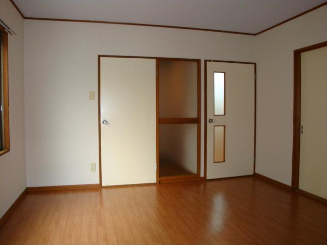 酒カネハイツ 102号室の収納