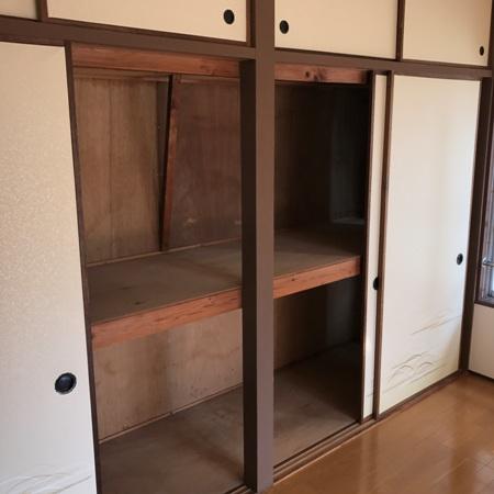 白容荘 2A号室の設備