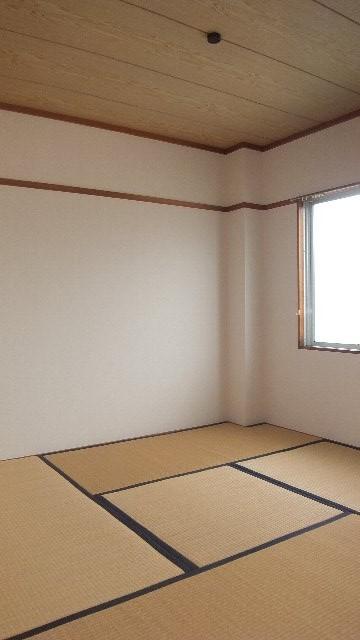 池ノ島ビル 3号室のベッドルーム