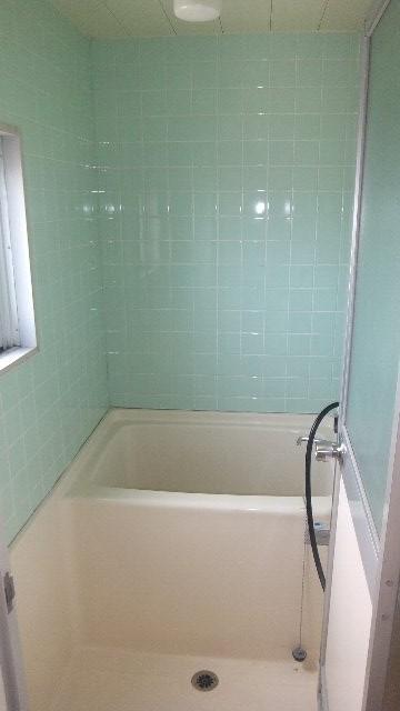 池ノ島ビル 3号室の風呂